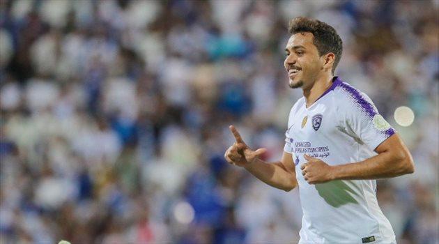 إدواردو يتفوق على مهاجم النصر ويتوج بلقب أفضل لاعب بالجولة الرابعة