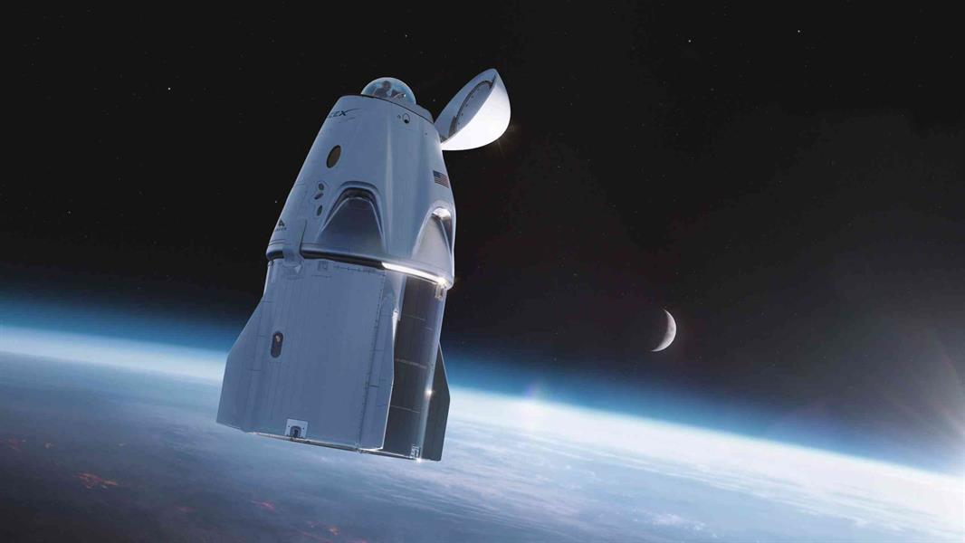 أول رحلة سياحية إلى الفضاء روادها مدنيون تنطلق مساء اليوم