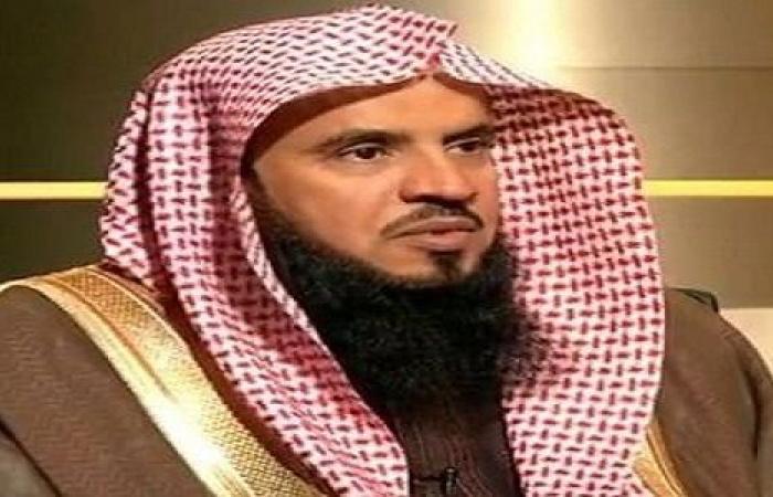 أستاذ الفقه المقارن الدكتور سعد السبر