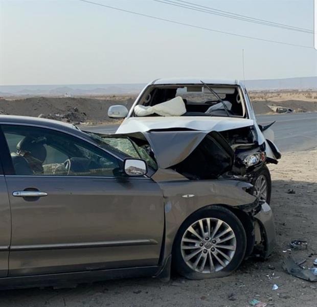 حـادث مروري مـروع شمال مكة المكرمة
