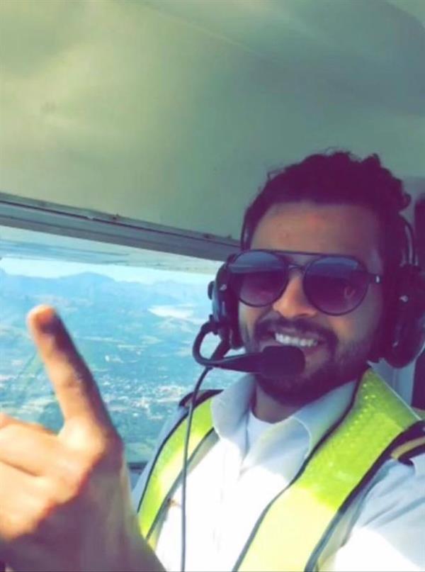 الطيار السعودي المفقود في الفلبين
