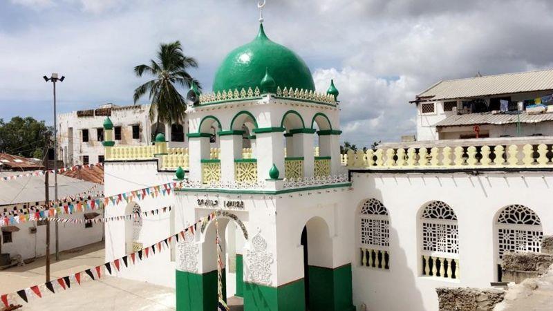 مسجد الرياض التاريخي