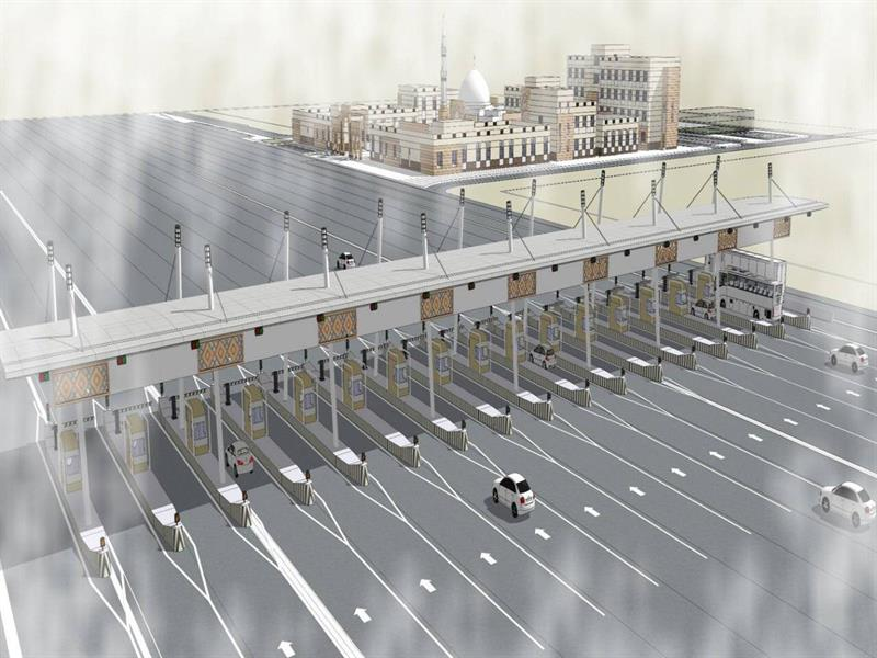 مشروع تطوير مركز الضبط الأمني بالشميسي على طريق مكة - جدة