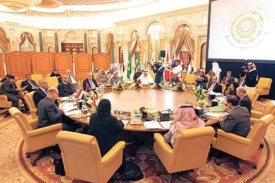 اللجنة المعنية بالمتابعة والإعداد للقمم العربية التنموية