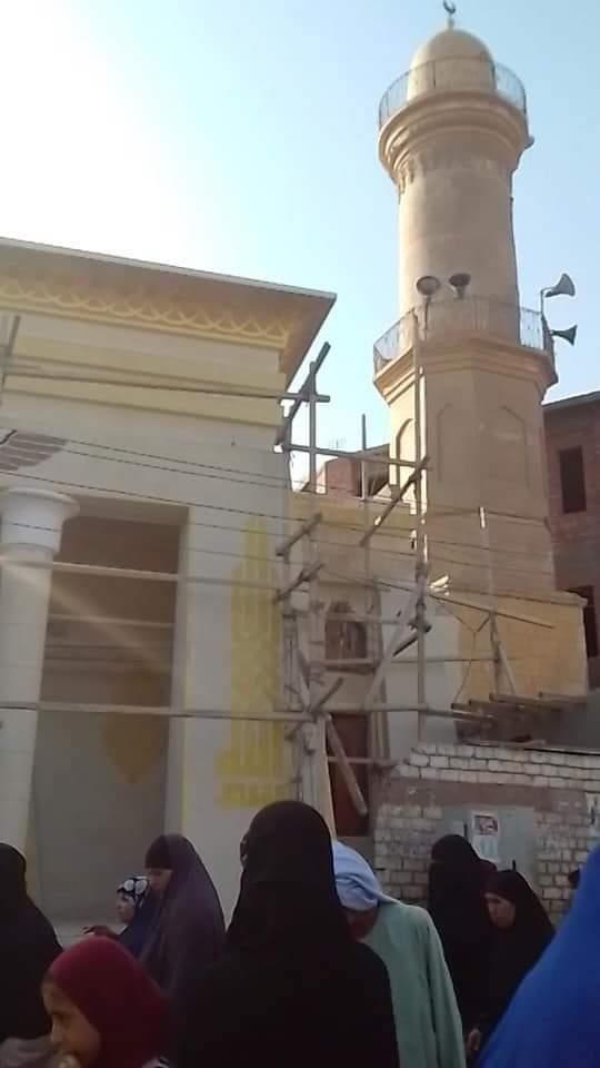 cfad9e2b 961c 432b 91d1 9a52b4be865b - مسجد بزخارف فرعونية يثير الجدل في مصر.. ما القصة؟