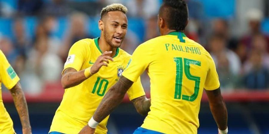 منتخب البرازيل يواجه نظيره المكسيكي في دور الـ 16