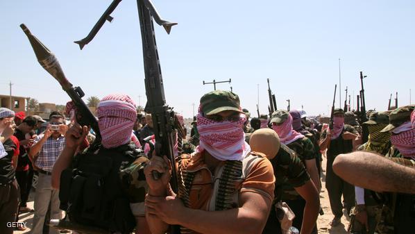 مقتل عشرة عناصر أمن في هجمات في العراق
