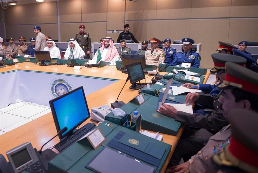 وزير الدفاع الأمير محمد بن سلمان