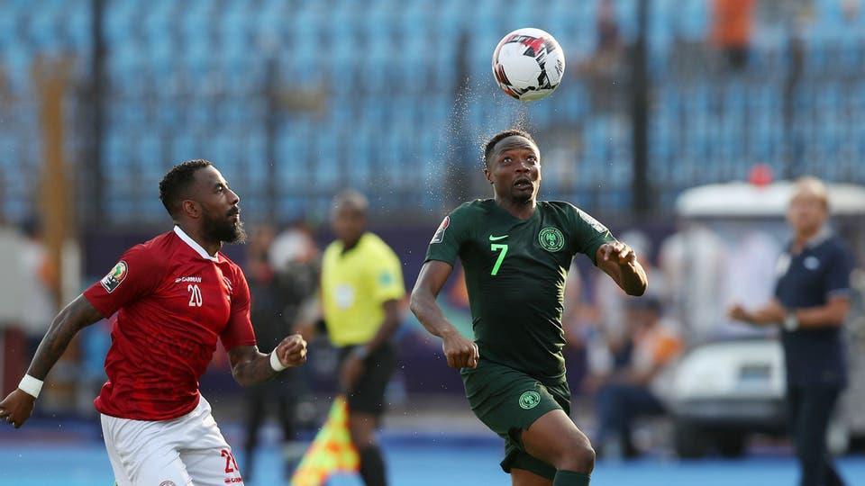 المنتخب النيجيري يستدعي أحمد موسى