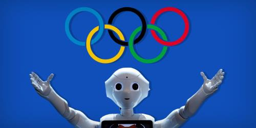 dubai robot olympics