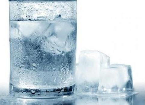 ماء بارد