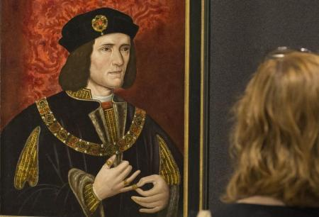 لوحة للملك ريتشارد الثالث بمعرض في لندن
