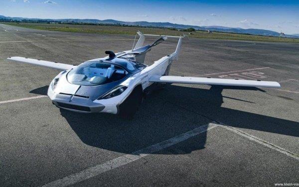 سيارة مُبتكرة تتحول إلى طائرة.. ستطرح للبيع قريباً