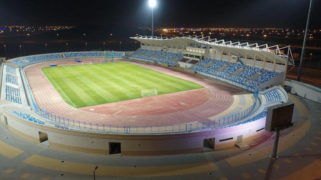 المدينة الرياضية في نجران