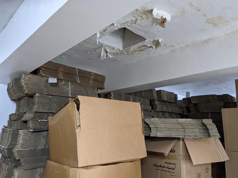 ضبط وإغلاق سكن للعمالة يُستخدم لتحضير التميس لأحد المطاعم الشهيرة بجدة