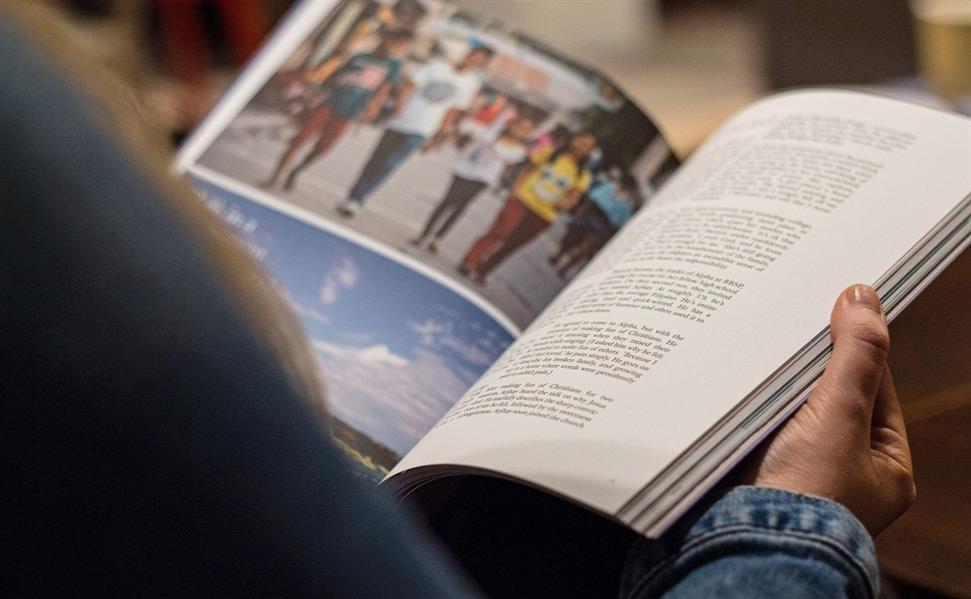 Leggendo libri