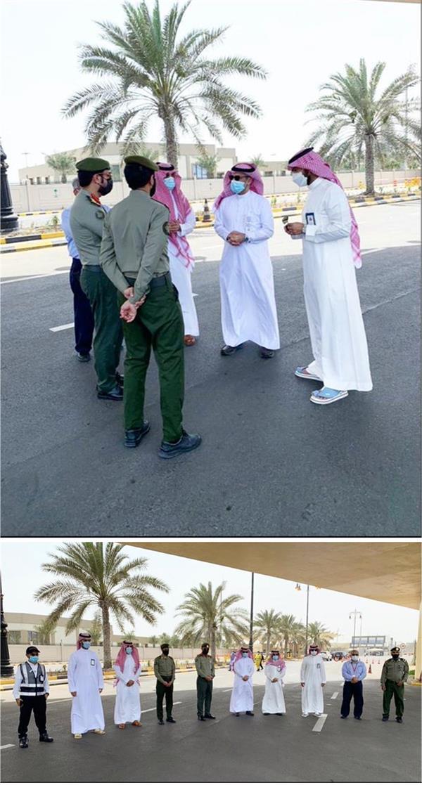 """مع قرب السماح بسفر المواطنين.. """"جسر الملك فهد"""" تعلن عن إرشادات جديدة للمسافرين"""