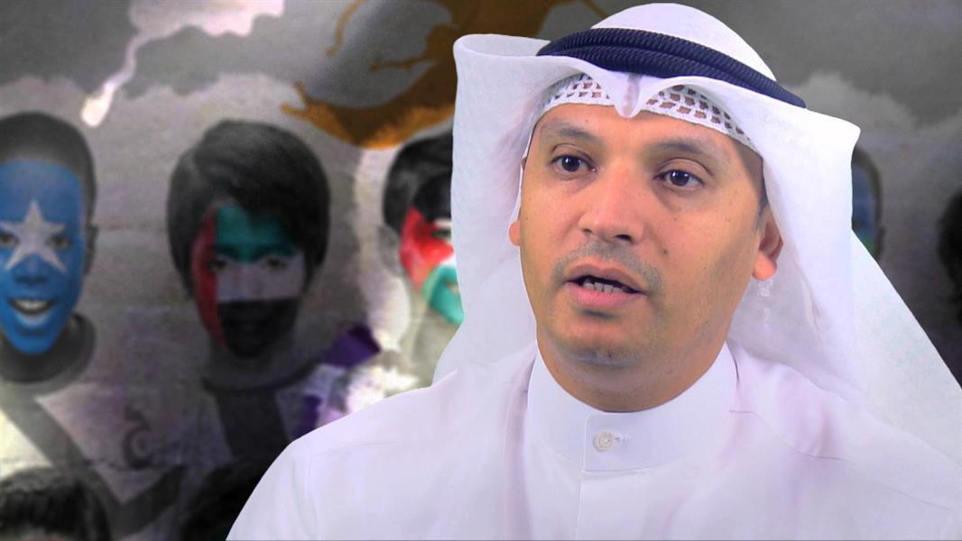 جاسم الهويدي يرد على الشائعات: فخور باللعب لنادي الهلال