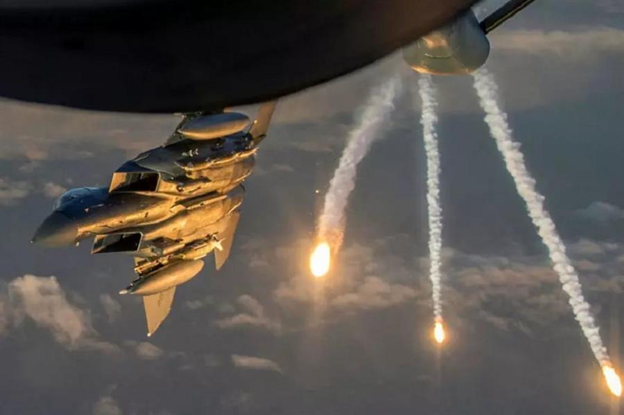 """واشنطن: ضرباتنا على مواقع الحشد الشعبي بين العراق وسوريا كانت """"للردع"""""""
