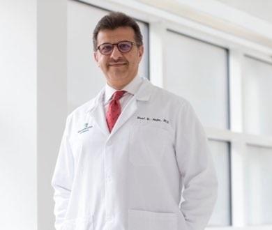جراح القلب السعودي الدكتور هاني نجم
