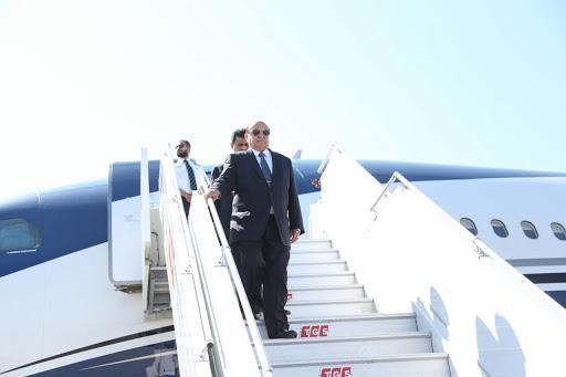 يتوجه الرئيس اليمني إلى أمريكا لإجراء فحوصات طبية