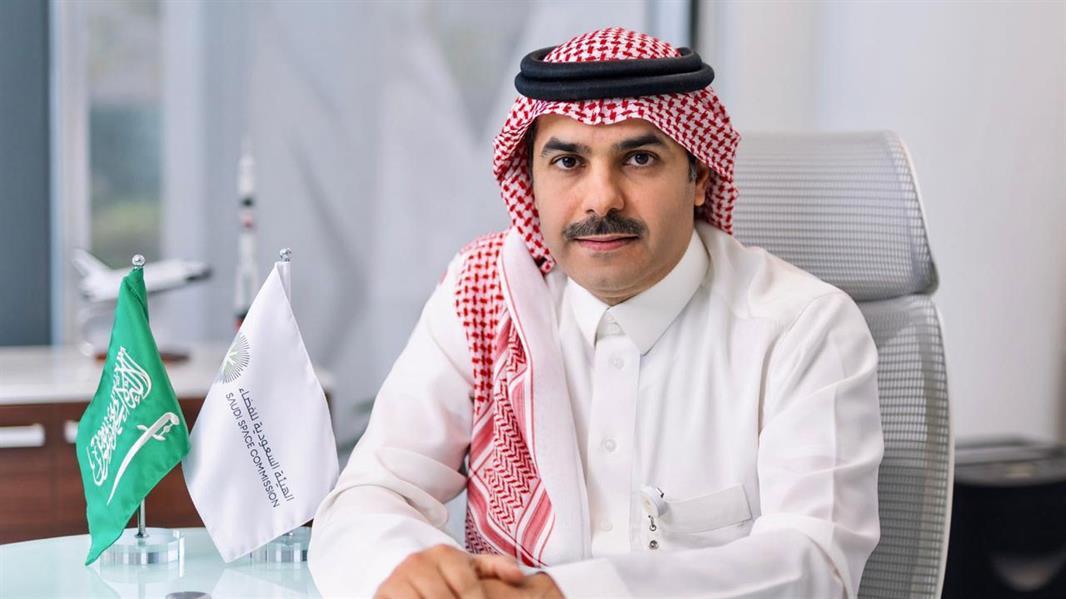 الرئيس التنفيذي للهيئة السعودية للفضاء الدكتور عبدالعزيز آل الشيخ