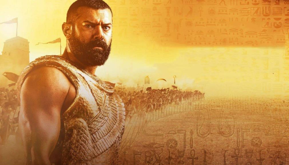 لحية وأزياء عصرية في مسلسل فرعوني مصري تعرضت لانتقادات واسعة