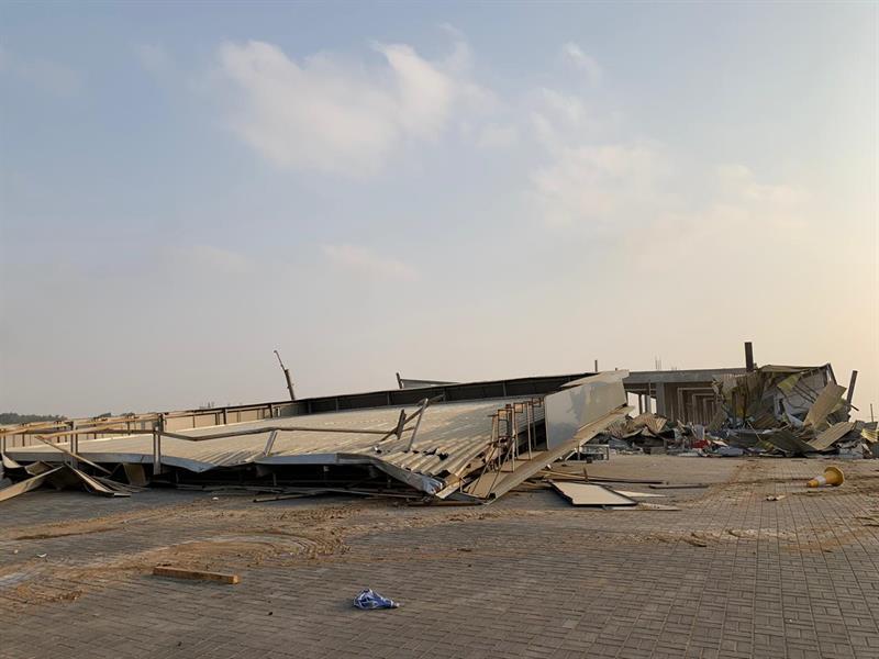بتوجيه من أمير مكة.. إزالة محطة وبوليفارد المطار وعدد من المباني بجدة