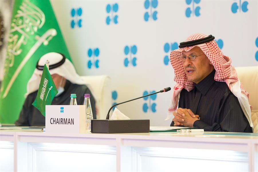 وزير الطاقة الامير عبدالعزيز بن سلمان
