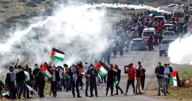 أصيب 230 فلسطينيا خلال مواجهات مع قوات الاحتلال الإسرائيلي في مدينة نابلس