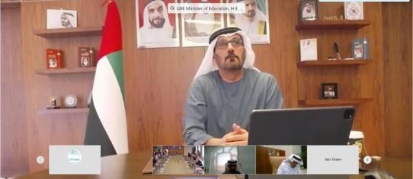 """وزيرا التعليم السعودي والإماراتي يترأسان لجنة التنمية البشرية بـ """"التنسيق السعودي الإماراتي"""""""
