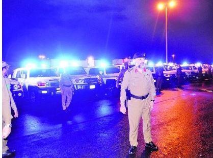 منع المقيمين خارج مكة من عبور طريق الهدا