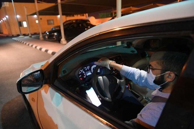 البروتوكولات الوقائية لقطاع سيارات الأجرة
