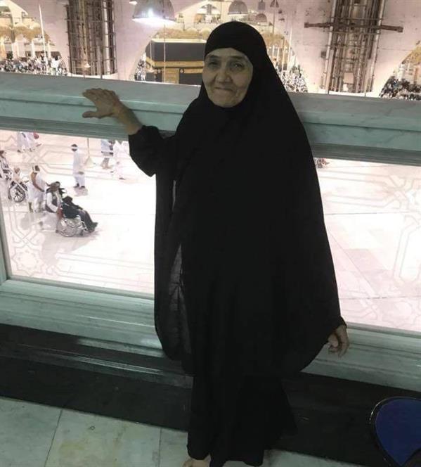 """""""القنصل المصري بجدة"""" يكشف تفاصيل الإفراج عن الحاجة سعدية وأدائها العمرة في ليلة النصف من شعبان"""