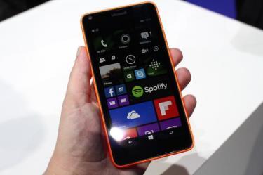 windows phone lumia 640