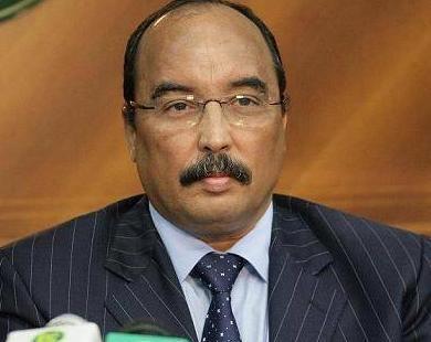 رئيس موريتانيا محمد ولد عبدالعزيز