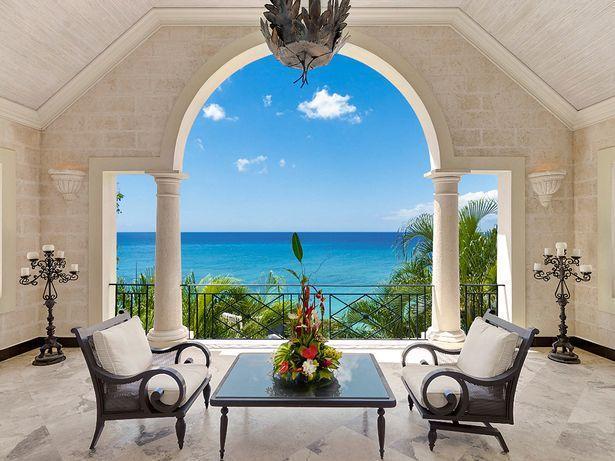 قصر للبيع في الكاريبي