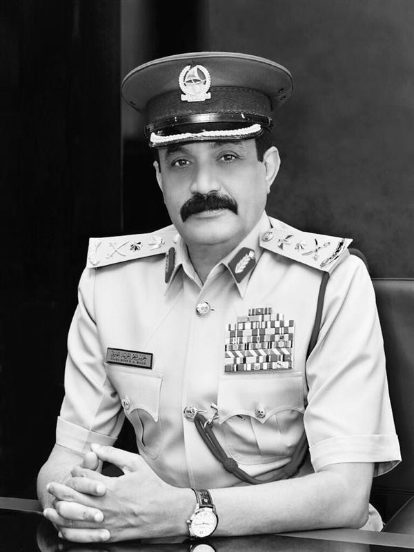 وفاة قائد شرطة دبي إثر أزمة قلبية مفاجئة