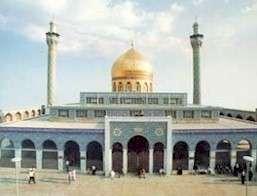 صورة ارشيفية لمقام السيدة زينب بريف دمشق