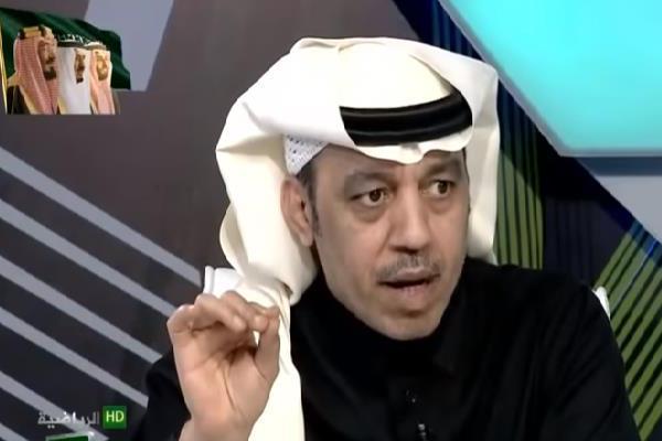 """تعليق ساخر من """"محمد الذايدي"""" على هزيمة النصر من التعاون!"""