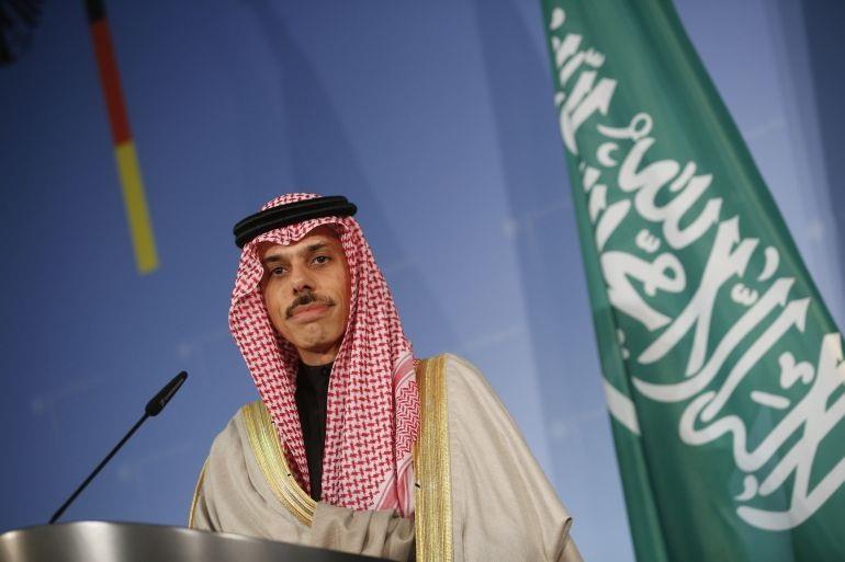 صاحب السمو الأمير فيصل بن فرحان بن عبدالله وزير الخارجية