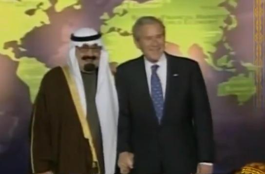 مشاركة الملك عبدالله في قمة العشرين بواشنطن