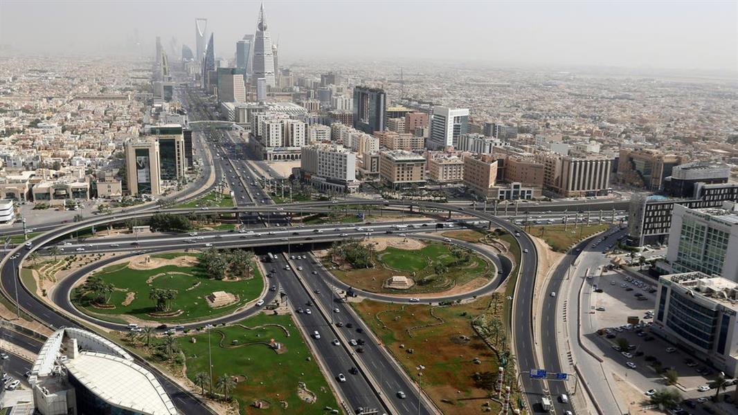 جسر الخليج بالرياض