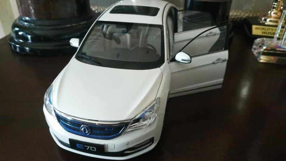 الكشف عن نموذج أول سيارة كهربائية سيتم إنتاجها في مص
