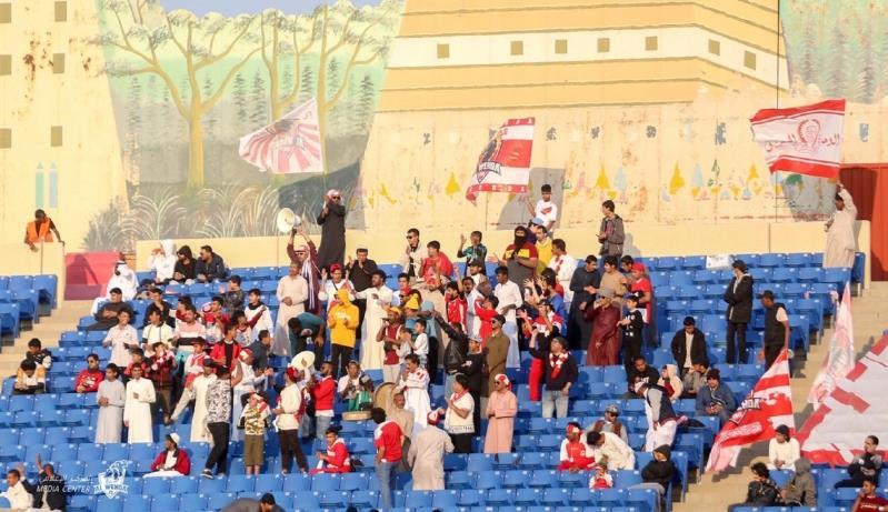 الوحدة يحفز الجماهير لحضور مباراة الأهلي
