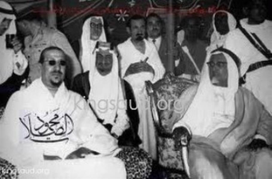 الملك سعود بن عبدالعزيز: