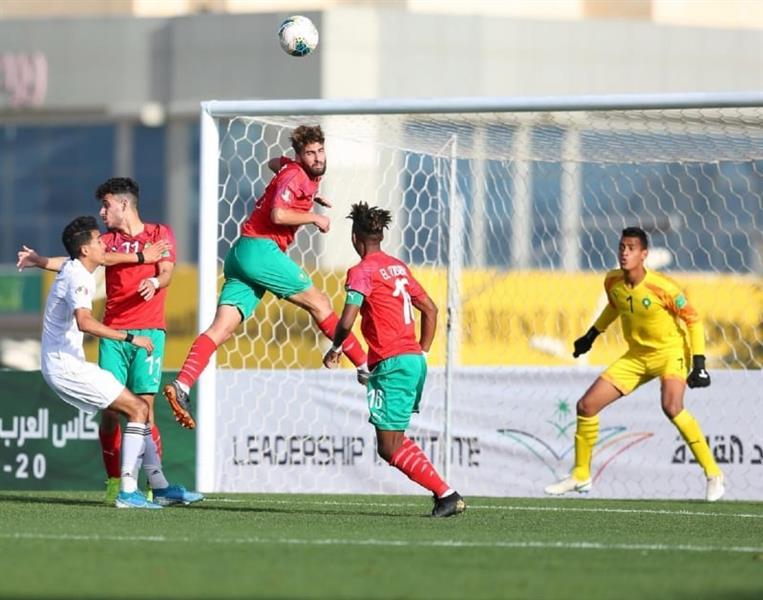 المغرب يتأهل لنصف نهائي كأس العرب بركلات الترجيح