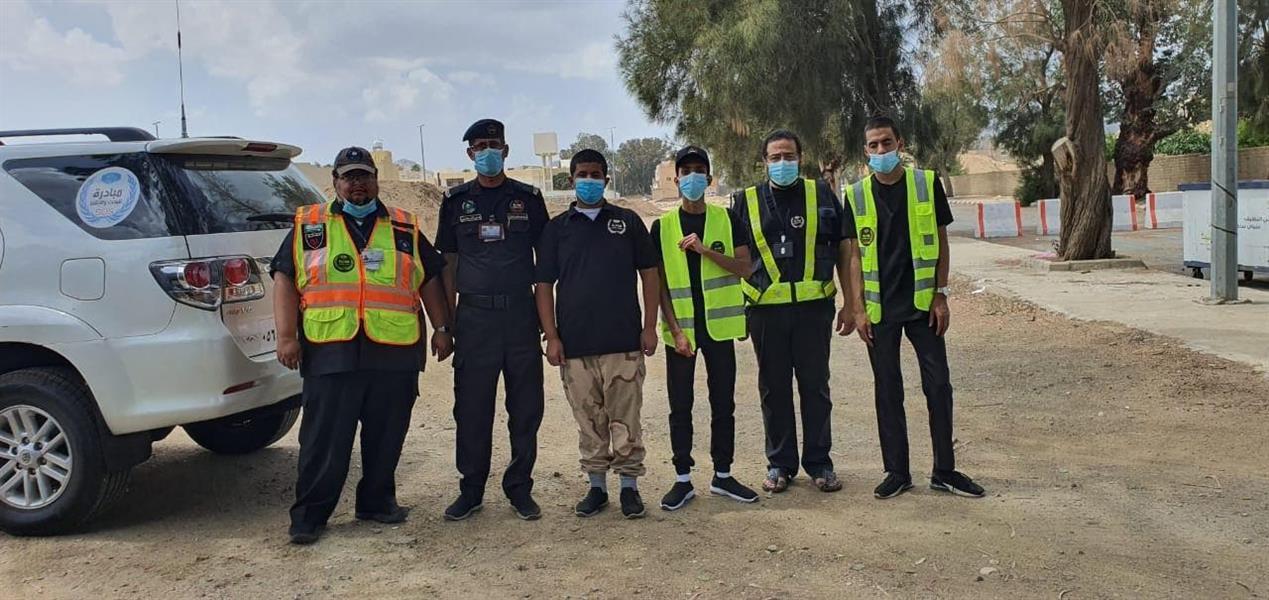 قصة 350 سعودياً وسعودية جمعهم العمل الإنساني لتشكيل فريق للبحث والإنقاذ