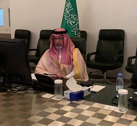 الأستاذ أحمد بن عبدالعزيز قطان