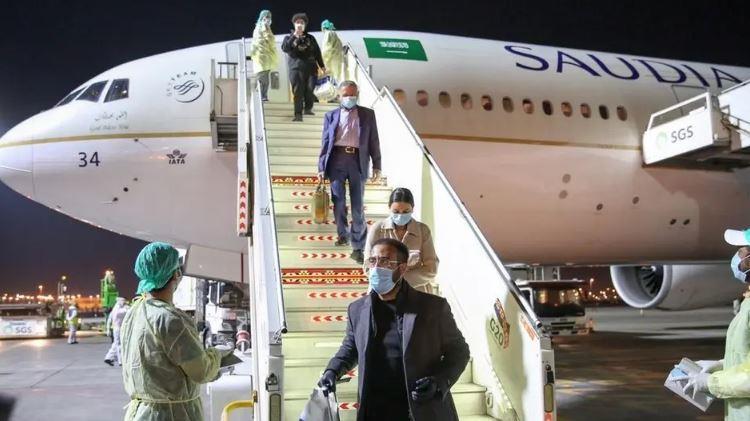 """""""الطيران المدني"""": عودة 55 ألف مواطن ومواطنة للمملكة ضمن مبادرة عودة منذ أبريل"""